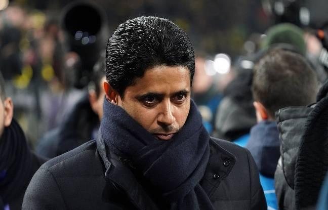 Droits TV: La Ligue 1 a foi en Nasser Al-Khelaïfi pour négocier avec Canal+