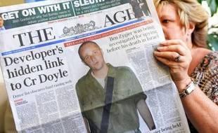 """""""Monsieur X"""", l'étranger mystérieux retrouvé pendu dans une prison israélienne il a deux ans, apparait comme un jeune homme sérieux, élevé dans une famille juive traditionnelle en Australie et attiré très tôt par Israël, où il était, selon la presse australienne, un agent du Mossad."""