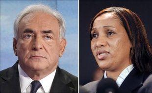 Dominique Strauss-Kahn a pris ses distances avec son biographe Michel Taubmann, qui défend dans un livre sorti jeudi la thèse d'un complot contre l'ex-favori à la présidentielle.