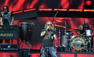 Axl Rose et les Guns N' Roses seront au Download Festival le 18 juin.