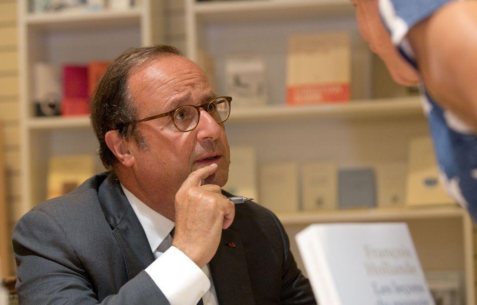 François Hollande propose de supprimer la fonction de Premier ministre 960x614_francois-hollande-au-creusot-le-5-septembre-2018