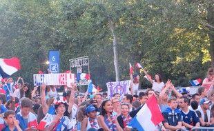 Les Fan zones, prisées des supporters, seront imitées cette année. (Illustration Euro 2016)