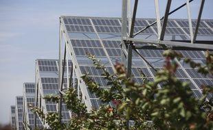 301.724 modules photovoltaïques vont être installés d'ici 2020