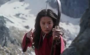 """Vingt-deux ans après la version animée qui avait rencontré un succès planétaire, """"Mulan"""" revient sur grand écran, avec l'actrice Liu Yifei."""