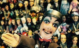 La compagnie M.A qui va gérer le théâtre de Guignol à Lyonpour les trois prochaines années, veut moderniser la marionnette.