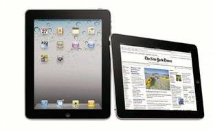 Près de 400 000 personnes utilisent l'iPad d'Apple lancé le 3 avril dernier aux Etats-Unis.