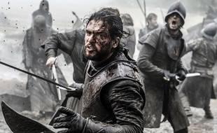 Jon Snow se bagarre (encore) dans la saison 6 de Game of Thrones