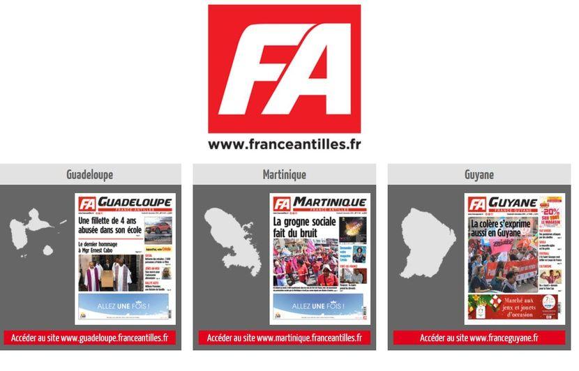 Le quotidien « France-Antilles » sera fixé sur son sort en janvier 2020