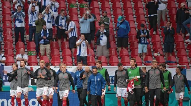 Danemark - Finlande Euro 2021 EN DIRECT: Le match a repris, Jansen remplace Eriksen