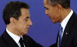 """Le président français Nicolas Sarkozy a traité le Premier ministre israélien Benjamin Netanyahu de """"menteur"""" au cours d'une rencontre bilatérale le 3 novembre à Cannes en marge du G20 avec son homologue américain Barack Obama, a révélé mardi le site internet Arrêt sur images."""
