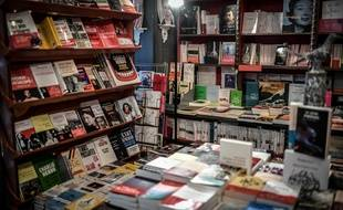 A la librairie des Abbesses (Paris 18e), le 2 novembre 2020.