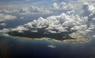L'île de North Sentinel