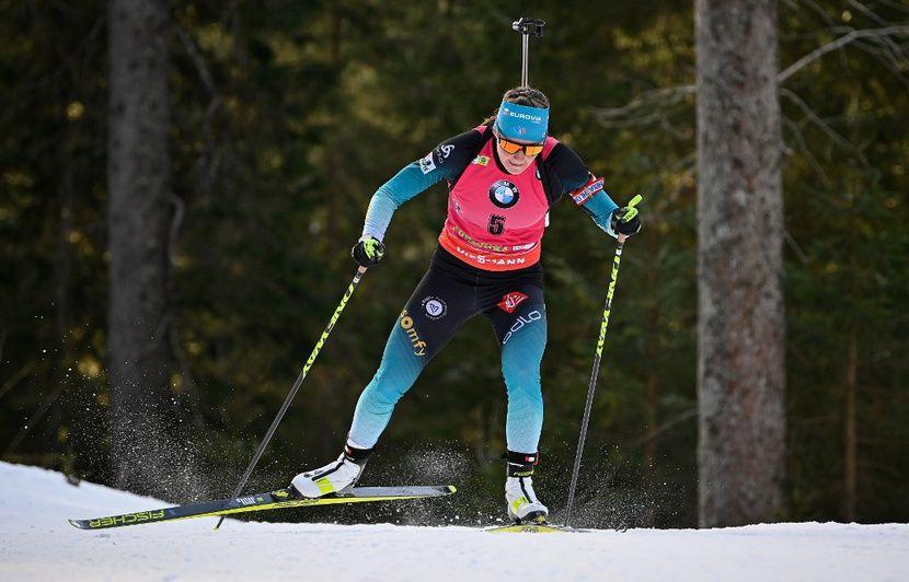 Biathlon : Superbe doublé tricolore à Pokljuka !... L'équipe de France cartonne sur le relais mixte... Revivez cette belle journée en live