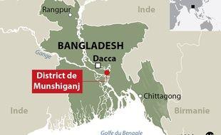 Infographie IDE - Bangladesh