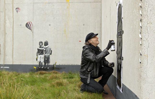 L'exposition Street Generation (s), 40 ans d'art urbain a la Condition Publique.