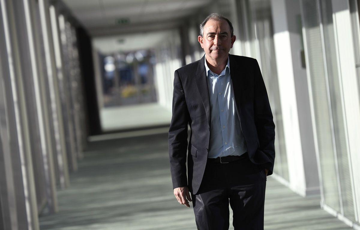 Jean-Marc Gandon, fondateur et président du centre d'essais cliniques Biotrial, à Rennes. – Damien Meyer / AFP