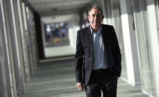 Jean-Marc Gandon, fondateur et président du centre d'essais cliniques Biotrial, à Rennes.