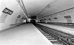 La station fantôme Champ de Mars située dans le 7ème arrondissement, a été fermée en 1939