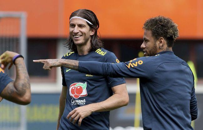 Mercato PSG: «C'est là qu'il est heureux», Filipe Luis conseille à Neymar de retourner au Barça