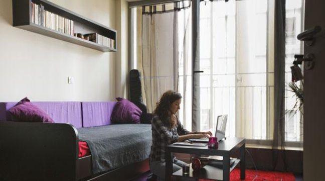 paris mixe logement social et tudiant. Black Bedroom Furniture Sets. Home Design Ideas