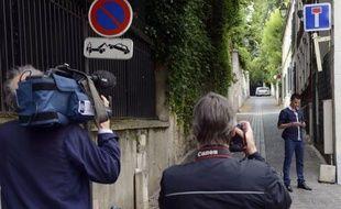 Rien n'a été saisi mardi dans l'ancien cabinet d'avocats de Nicolas Sarkozy, dans le VIIIe arrondissement de Paris, où s'est rendu une juge dans le cadre de l'affaire Bettencourt, a indiqué mercredi à l'AFP le responsable du cabinet, Me Arnaud Claude.