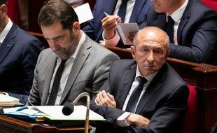 Gérard Collomb est ministre de l'Intérieur depuis mai 2017.