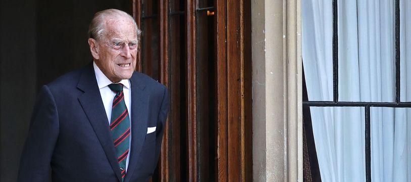 Le prince Philip a été hospitalisé.