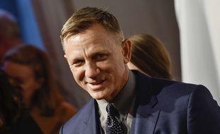 Daniel Craig (ici en avril 2018) jouera à nouveau James Bond dans le 25e film des aventures de 007.
