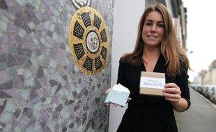 La Rennaise Adèle Loison a créé La Fabrique du mouchoir pour remettre au goût du jour le mouchoir en tissu.