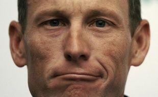 Lance Armstrong tente son come back en 2009.