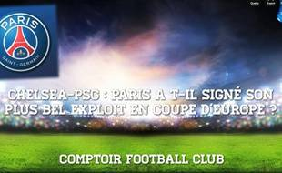 Le PSG a-t-ilsigné son plus bel exploit en coupe d'Europe sur la pelouse de Chelsea?