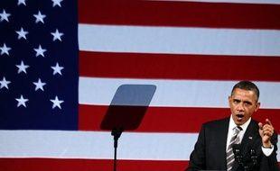 """Barack Obama a réaffirmé dimanche son attachement au droit des Américaines de """"choisir"""" d'avorter, à l'occasion du 39e anniversaire de l'arrêt de la Cour suprême reconnaissant ce droit constitutionnel, toujours controversé aujourd'hui aux Etats-Unis."""