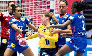 France-Suède à l'Euro de handball