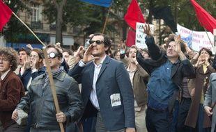 Louis Garrel et Stacy Martin dans Le Redoutable de Michel Hazavanicius