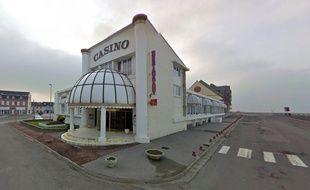 Le casino de Cayeux-sur-Mer, dans la Somme.