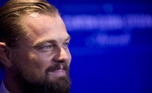 L'acteur américain Leonardo DiCaprio le 21 septembre 2014 à New York