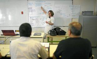 Le compte personnel de formation est utilisable tout au long de la carrière.