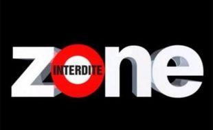 """Le logo de l'émission """"Zone interdite"""" sur M6"""