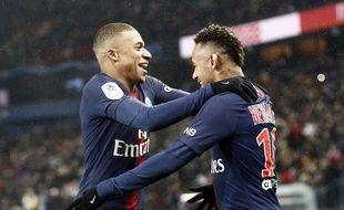 Mbappé et Neymar… Le groupe vivait bien.