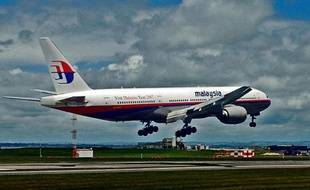 Un avion de la compagnie Malaysia Airlines. Illustration.