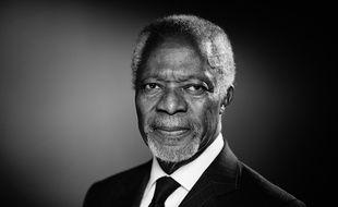 Kofi Annan, l'ancien secrétaire général de l'ONU est mort le 18 août 2018.