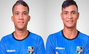 Les deux joueurs virés de leur club