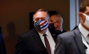Mike Pompeo,  le chef de la diplomatie américaine a accusé la France, le Royaume-Uni et l'Allemagne d'avoir «choisi de s'aligner sur les ayatollahs» au pouvoir dans la République islamique après une réunion à l'ONU sur l'Iran.