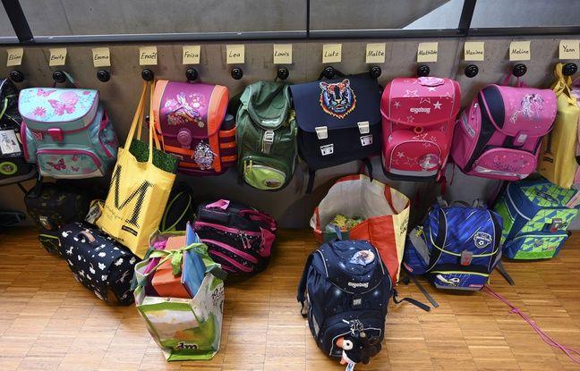Confinement: Oui, les enfants vont pouvoir continuer d'aller à l'école
