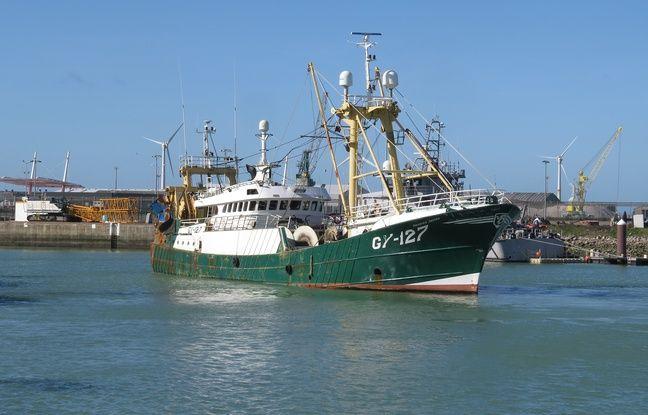 Brexit: Le maire de Boulogne-sur-Mer très inquiet pour l'avenir de la pêche