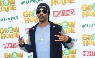 Snoop Dogg, en pleine forme