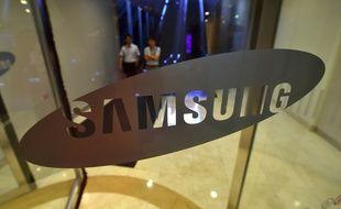 A la Bourse de Séoul, l'action Samsung a clôturé jeudi en hausse de 2,04%