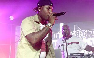 Le rappeur Lil Marlo à Atlanta en septembre 2019.