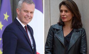 François de Rugy (LREM) et Christelle Morançais (LR) sont candidats aux régionales dans les Pays de la Loire