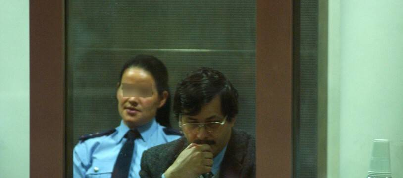 Marc Dutroux lors de son procès, en Belgique, en 2004. (archive)